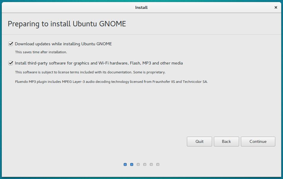 Tutorial Instalasi Ubuntu GNOME 16.04 Xenial Xerus