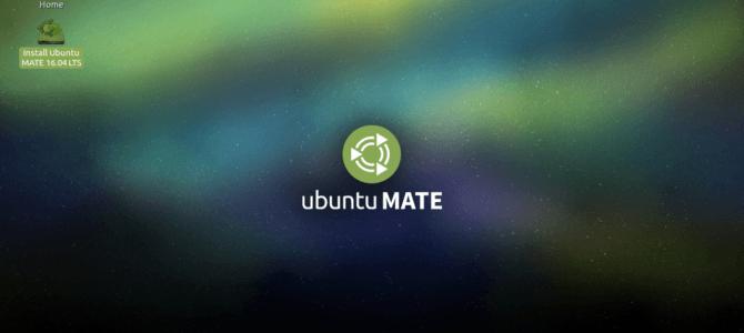 Panduan Lengkap : Tutorial Instalasi Ubuntu Mate 16.04