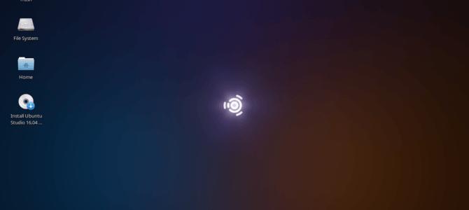 Panduan Lengkap : Tutorial Instalasi Ubuntu Studio 16.04